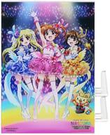 集合 橋立佳奈描きおろしA5アクリルスタンド 「CD 魔法少女リリカルなのはキャラクターソング コンプリートBOX」 キンクリ堂購入特典