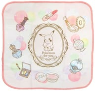 ピカチュウ デザインタオル 「一番くじ Pokemon for you~Romantic Dresser~」 F賞