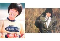 両面ポスター(四つ折) 榊原郁恵/世良公則 明星1981年3月号付録