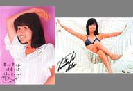 [破損品] B3両面ポスター(二つ折) 石野真子/後藤久美子 近代映画1979年9月号付録