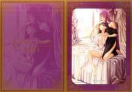 間桐桜&ライダー 台紙付きミニポスター 「一番くじ 劇場版『Fate/stay night [Heaven's Feel]』劇場公開記念」 E賞