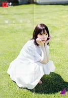 B3ポスター(八つ折) 堀未央奈(乃木坂46) EX大衆2019年7月号特別付録