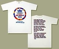 アイドルマスター Tシャツ ホワイト XLサイズ 「THE IDOLM@STER M@STERS OF IDOL WORLD!!2014」
