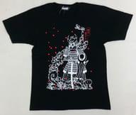 Tシャツ ブラック Mサイズ 「舞台『仮面ライダー斬月』 -鎧武外伝-」