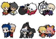 【ボックス】Fate/Grand Order ラバーマスコット バディコレ