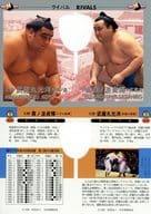 駿河屋 -BBM'98 大相撲カード 西 武蔵丸光洋×貴ノ浪貞博 ...