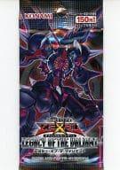 【 パック 】遊戯王ゼアル オフィシャルカードゲーム LEGACY OF THE VALIANT