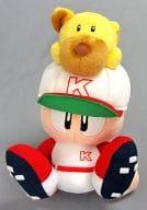 パワプロクンぬいぐるみ with ガンダー 「PS2/Wiiソフト パワフルプロ野球15」 コナミスタイル購入特典