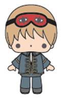 沖田総悟(TOSSY AND OKKY×PATTY&JIMMY) むにゅぐるみ(S) 「銀魂×サンリオキャラクターズ」