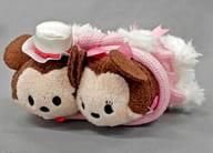ミッキーマウス&ミニーマウス バレンタイン(2019) ぬいぐるみセット ミニ(S) 「ディズニー TSUM TSUM -ツムツム-」 ディズニーストア限定