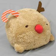 とんかつ うつぶせクリスマスぬいぐるみBIG 「すみっコぐらし」