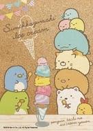 すみっコぐらし アイスクリーム 「すみっコぐらし」 コルクジグソーパズル 108ピース [108-827]