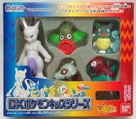 "Pokemon (5 body set) ""Pokémon DX Pokemon Kids Series"""