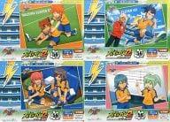 "所有4種類型設置""Inazuma Eleven GO Puzzle Gum 2"""