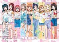 "Aqours""Love Live!Sunshine !! Jigsaw 5 Gumsuki"""