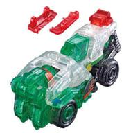 "Trigger Machine No. 2 ""Mini Pla Pleasant Squad Lupine Ranger VS Police Forces Patlanger VS Vehicle Union Series SP01 Lupine Kaiser & Pato Kaiser Clear ver."""