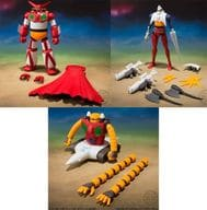 "所有三種套裝""Super mini pla true(改變!!)Getter Robo Vol.1"""