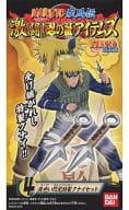 4.黄色い閃光特製クナイセット 「NARUTO-ナルト-疾風伝 激闘!忍の証アイテムズ」
