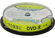 Greenhouse data for DVD-R 4.7GB 10 sheets pack [GH-DVDRDB10]