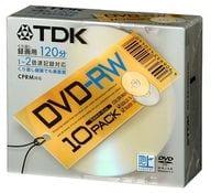 DVD-RW COLOR MIX 4.7GB 10-pack for TDK recording [DVD-RW120GSX10U]