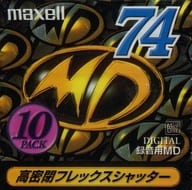 Hitachi Maxell Mini Disc for Recording 74 Minutes 10 Pack [MD-74E10P]