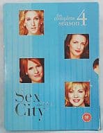 Sex and the City the Complete Season 4 [Import Disc]