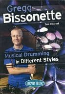 Gregg Bissonette Musical Drumming in Dfferents Styles[輸入盤]