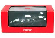 1/43 FERRARI FXX Fiorano Test Version 2005 (Black × White) [FER 072]