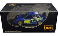 1/43 Subaru Impreza WRC Tour de Corse 2004 PlayStation2 #2(メタリックブルー×イエロー) 「RALLYシリーズ」 [RAM157]