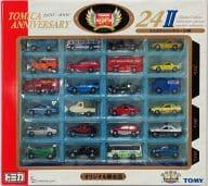 トミカアニバーサリー24II(24台セット) 30周年記念限定品 [528791]