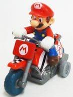 マリオ 「サントリーコーヒーボス マリオカートWii プルバックバイク」 2009年キャンペーン品