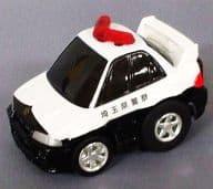 チョロQ ランサー エボリューションIII パトカー(埼玉県警察/ホワイト×ブラック) イオン限定