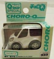 チョロQ トヨタ ファンカーゴ(ホワイト) Qショップスペシャル 2004