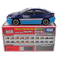 救急隊 スバル WRX S4(ブルー) 「トミカくじ22 ファイヤーファイターコレクション」
