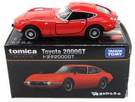 1/59 トヨタ 2000GT(レッド) 「トミカプレミアム」 タカラトミーモール限定