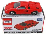 1/61 ランボルギーニ カウンタック LP400(レッド) 「トミカ」 トミカショップオリジナル