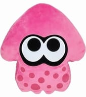 "Squid (pink) cushion ""Splatoon (Splatoon)"""