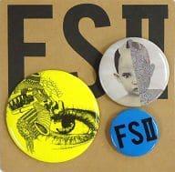 大野智 缶バッジセット(3個組) 「FREESTYLE II SATOSHI OHNO EXHIBITION」
