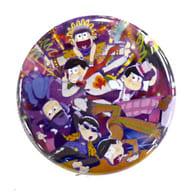 おそ松さん 缶バッジ 「CD 全力バタンキュー」 アニメイト購入特典