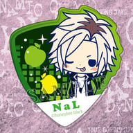 "NaL (Amagi Narumi) \ ""es series nino DYNAMIC CHORD clear brooch collection Track. 2"" """