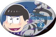 "Karamatsu (Neoribi) ""Osomatsu-san's character badge collection <cat>"""