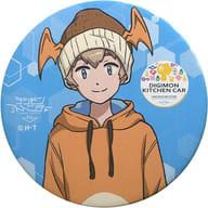 高石タケル 「デジモンアドベンチャー tri. キッチンカー produced by animatecafe トレーディング缶バッジ」