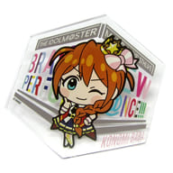 "Baba Konomi Official Produce Badge ""THE IDOLM @ STER MILLION LIVE! 5th LIVE BRAND NEW PERFORM @ NCE !!!"""
