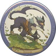 ラピード 「テイルズ オブ ヴェスペリア キャラクタークロニクル トレーディング缶バッジ Vol.1」
