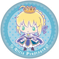 セイバー/アルトリア・ペンドラゴンver. ぷにぷに缶バッジ 「Fate/Grand Order×サンリオ」
