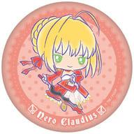 セイバー/ネロ・クラウディウスver. ぷにぷに缶バッジ 「Fate/Grand Order×サンリオ」