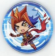 ソウルバーナー 「遊☆戯☆王シリーズ ふぉーちゅん☆缶バッジ ミニキャラver.」 ジャンプフェスタ2019グッズ