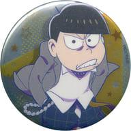 十四松(等身/メタル) 「えいがのおそ松さん×AKIBAICHI 缶バッジコレクション 18歳6つ子ジャンプver.」