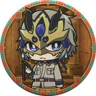 セイバー/蘭陵王 「Fate/Grand Order×リアル脱出ゲーム 謎特異点II ピラミッドからの脱出 描き下ろしSDイラスト トレーディング缶バッジ」