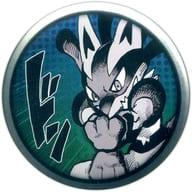 ルカリオ 「ポケットモンスター 缶バッジ Pokemon EX Drawing -Yusuke Murata-」 ポケモンセンター限定